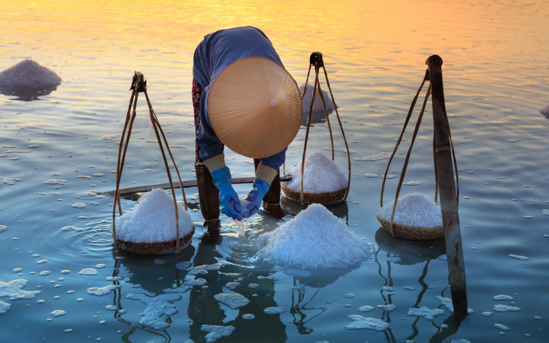 Why Add Sea Salt to Drinking Water