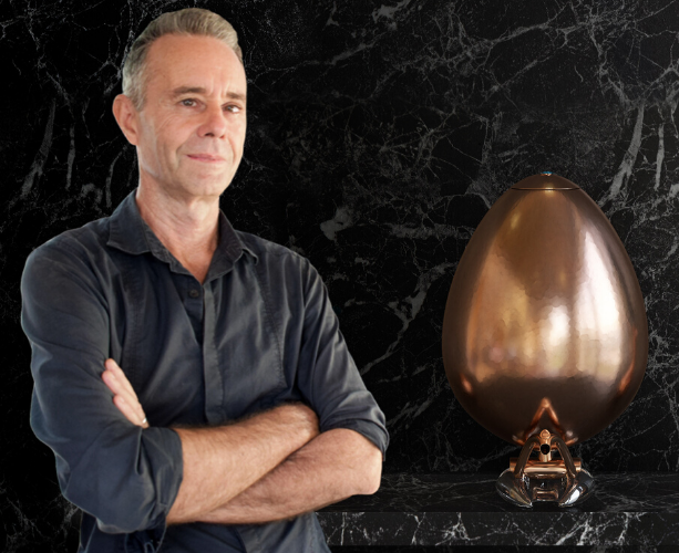 Water Eggs™ Designer and Producer James M