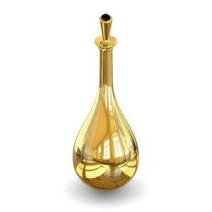 Gold Water Carafe